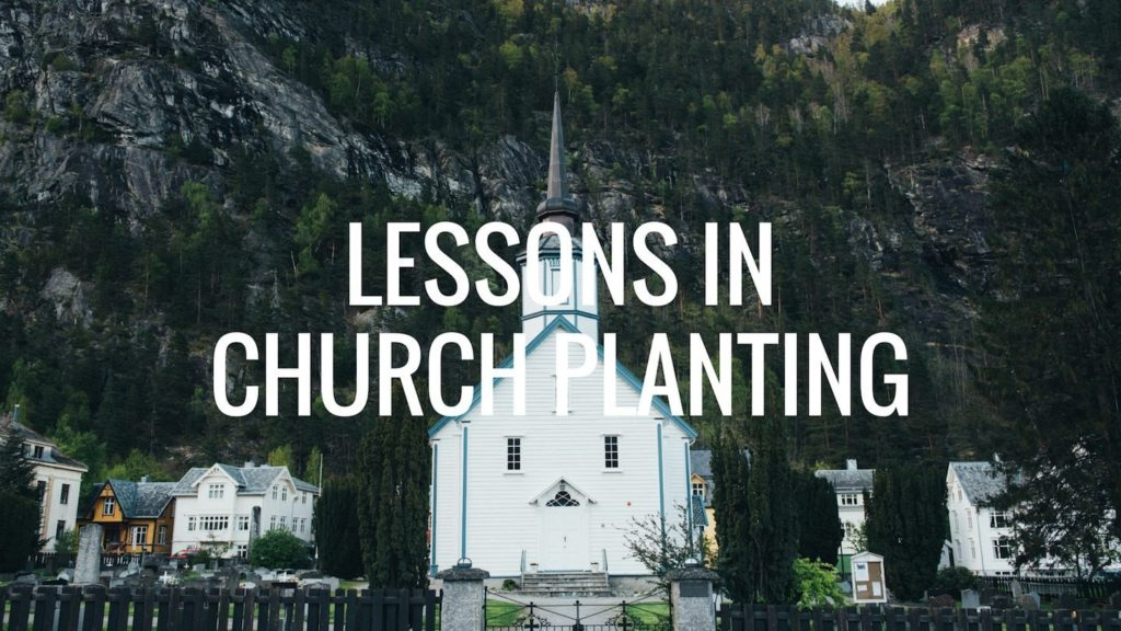 Lessons-In-Church-Planting