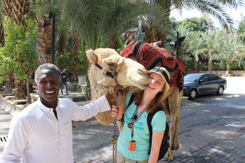 Israel-Camel