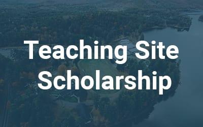 Teaching-Site-Scholarship